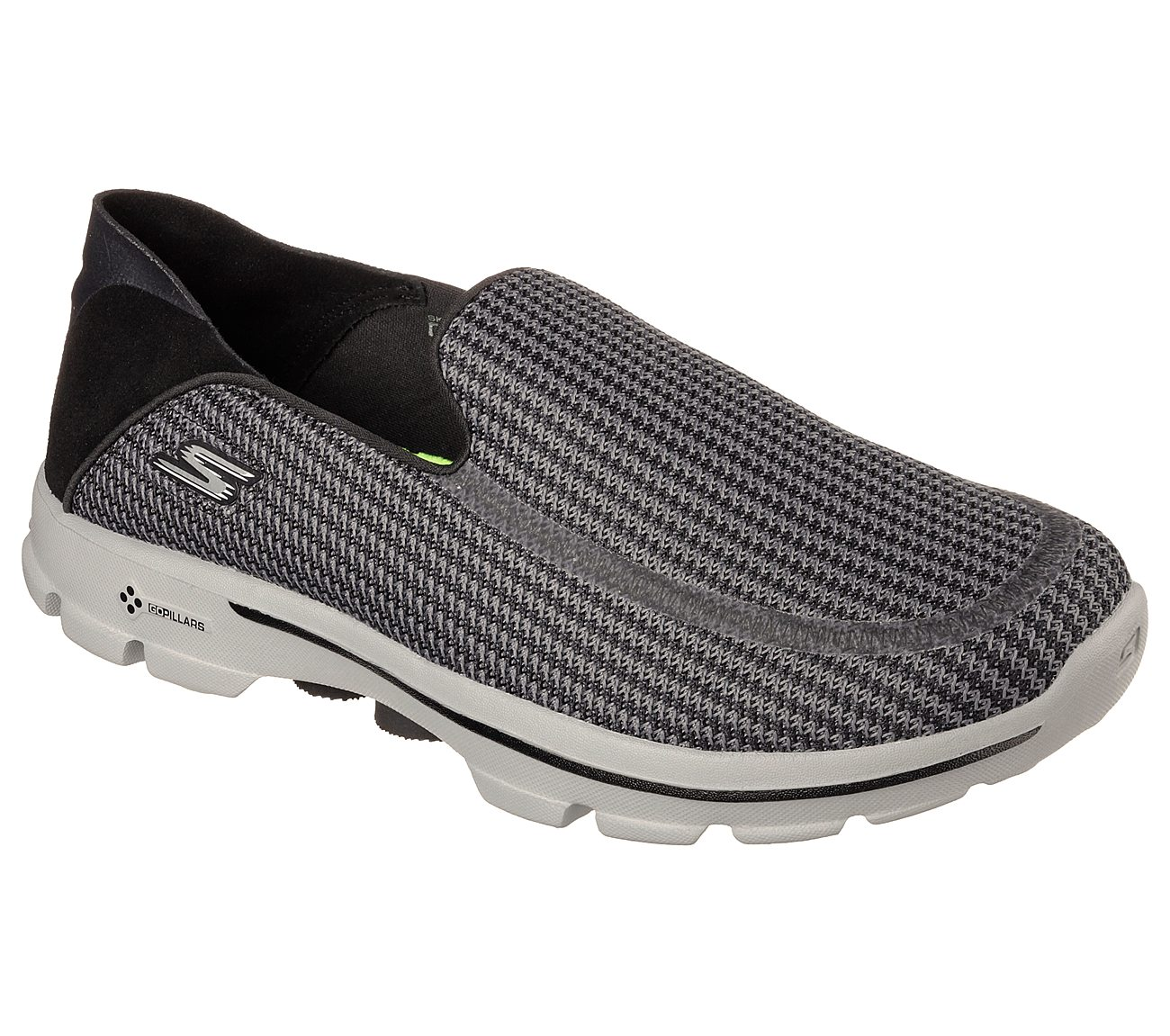 Buy SKECHERS Skechers GOwalk 3 - Lounge Skechers Performance Shoes ... acf32c579f