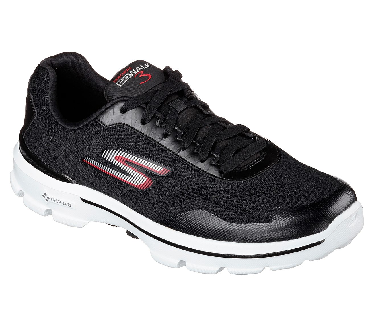 7240e0eae0f Buy SKECHERS Skechers GOwalk 3 - Reaction Skechers Performance Shoes ...