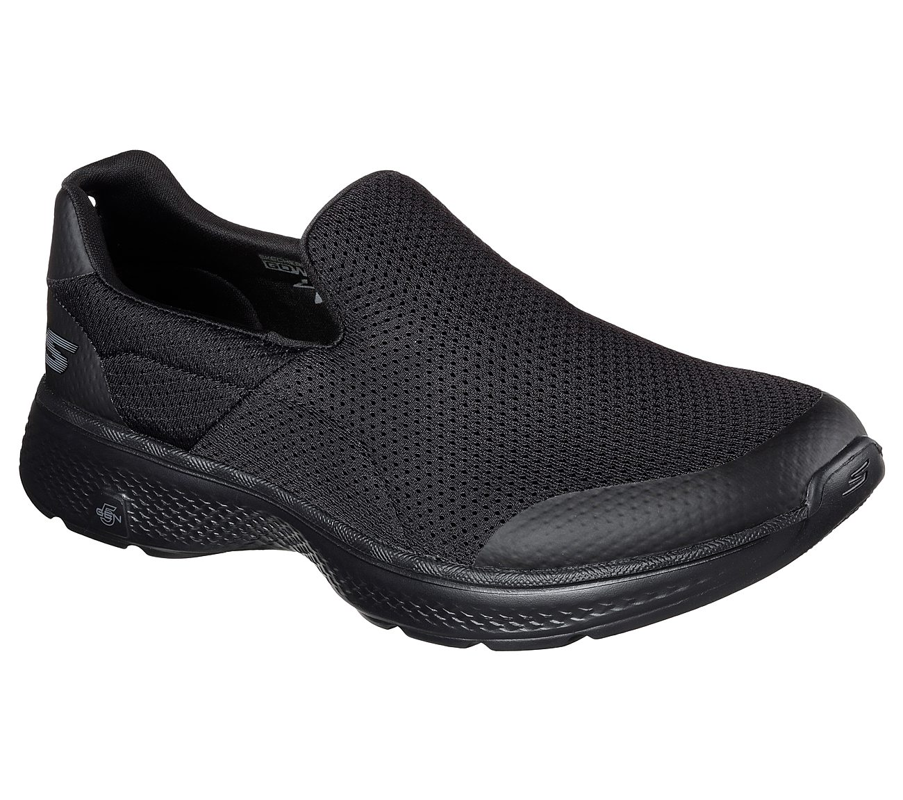 Skechers Gowalk 4 Men/'s Shoes In Black Size 12.
