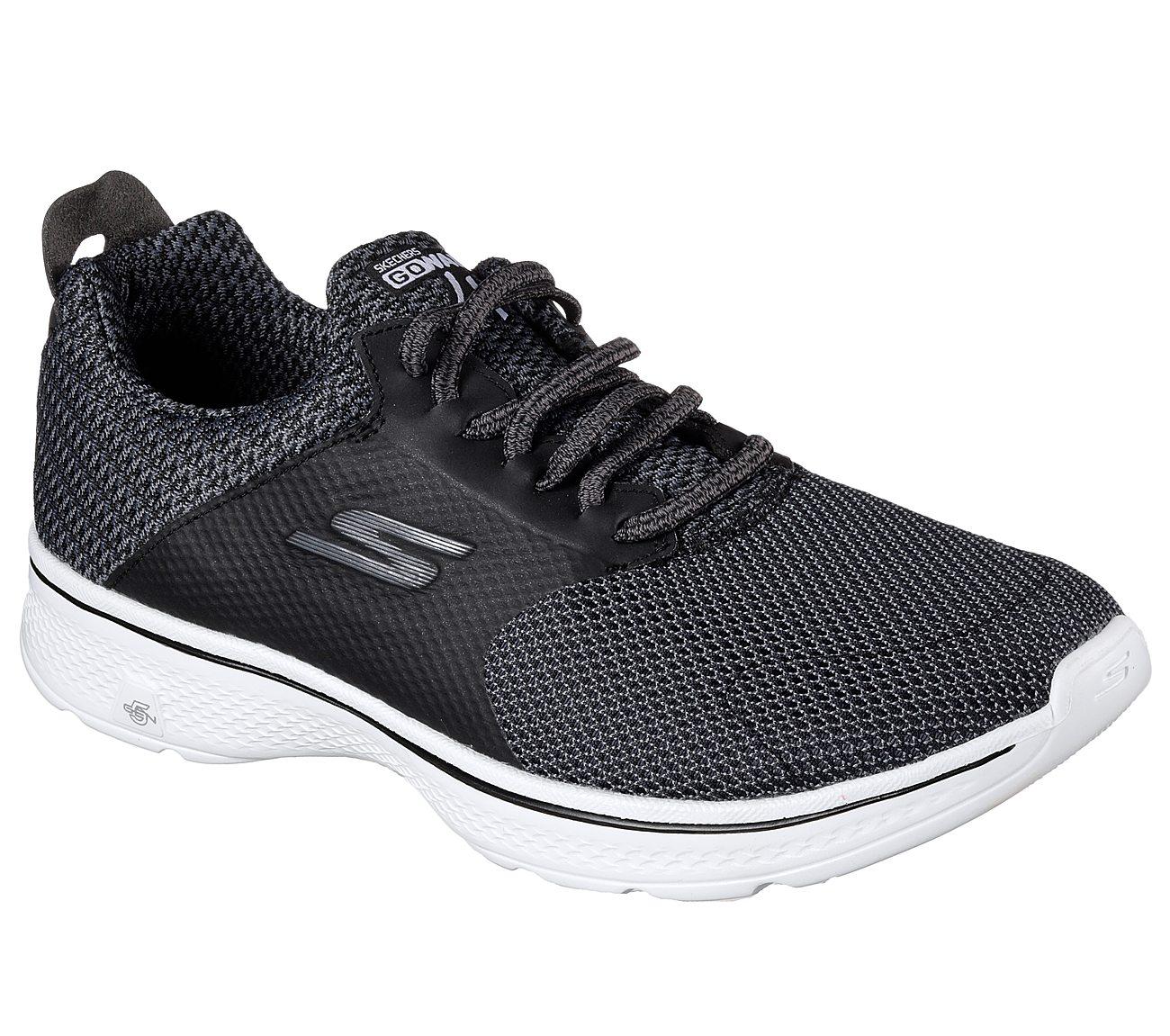Skechers Mens go walk 4 Instinct Walking Shoes