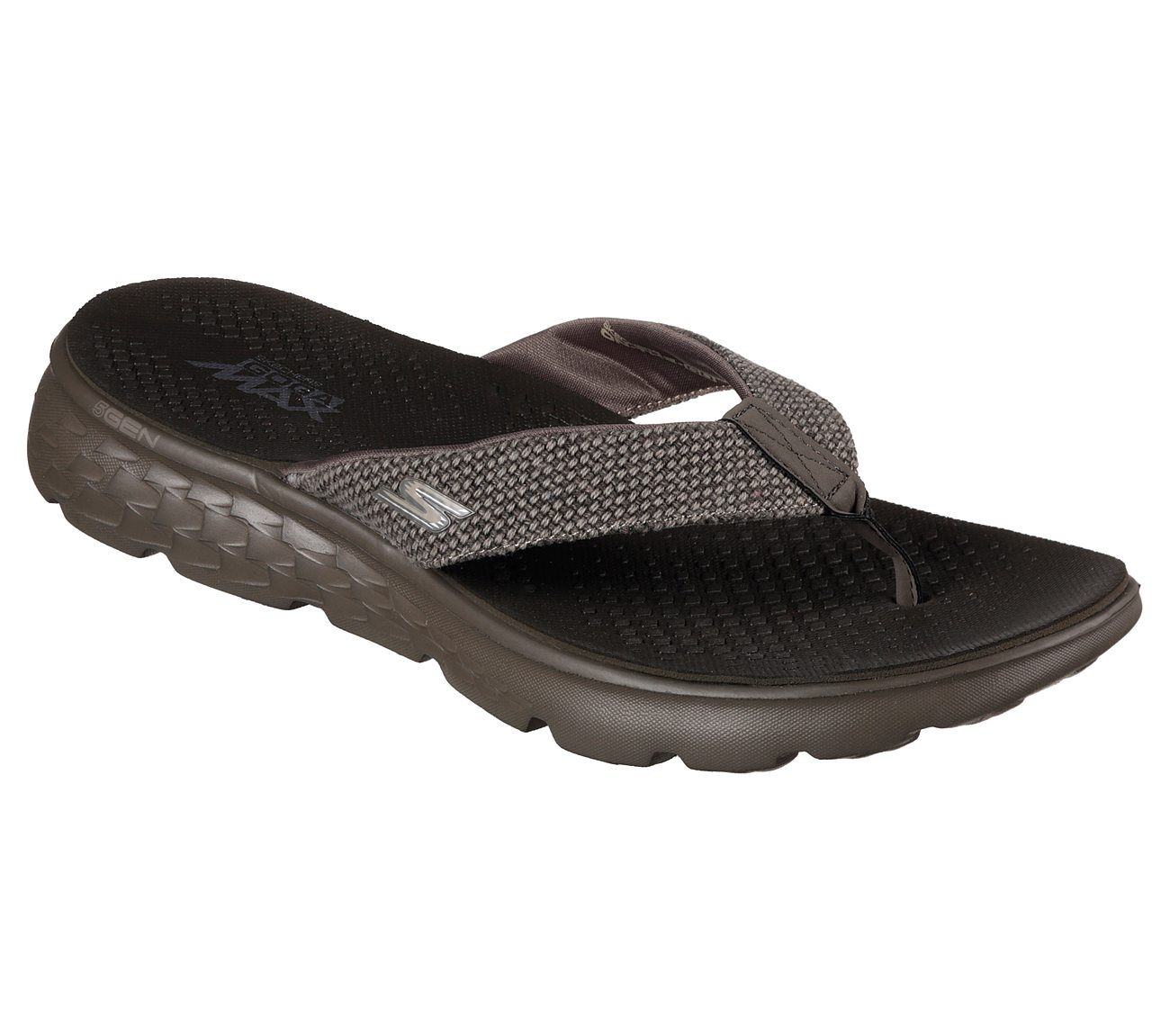 skechers on the go 400 flip flops
