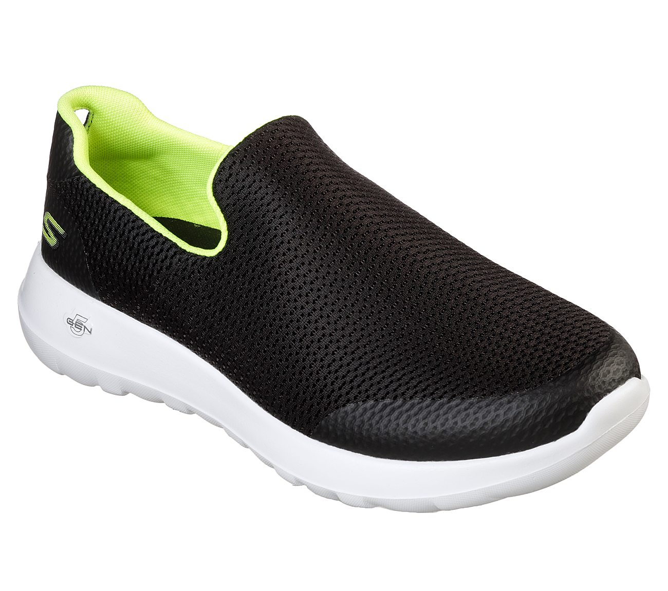 skechers go walk 2 mens mesh slip-on shoes