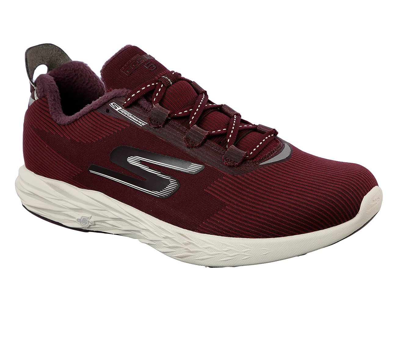 Skechers GOrun 5™ is the 5th generation in the Skechers