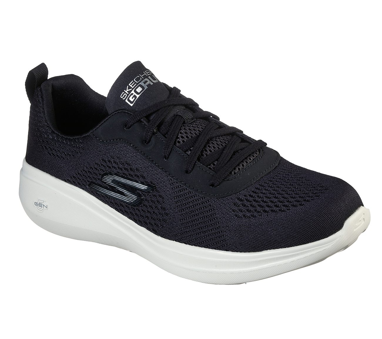 SKECHERS Go Run Fast Quake MAN'S RUNNING SHOES