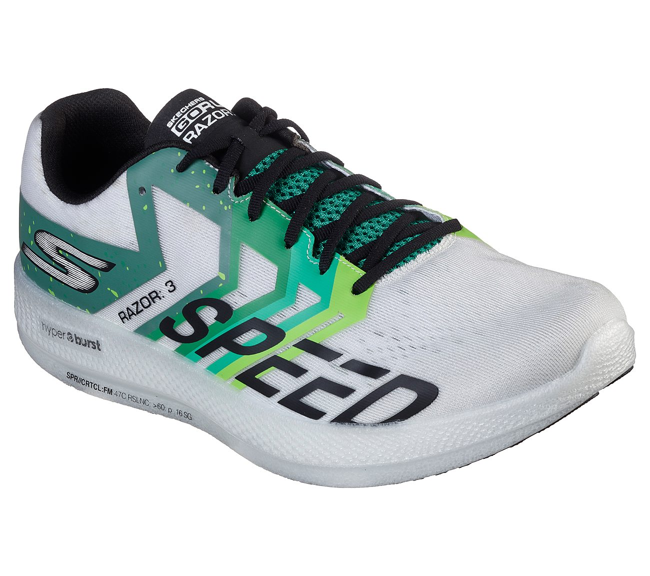 9bbf6531 Buy SKECHERS Skechers GOrun Razor 3 Hyper Skechers Performance Shoes ...