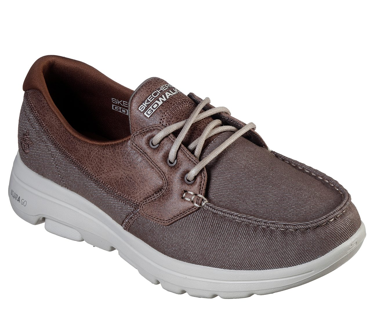 Skechers GOwalk Evolution Ultra Granted Womens [ Grey Coral ] W15728GYCL