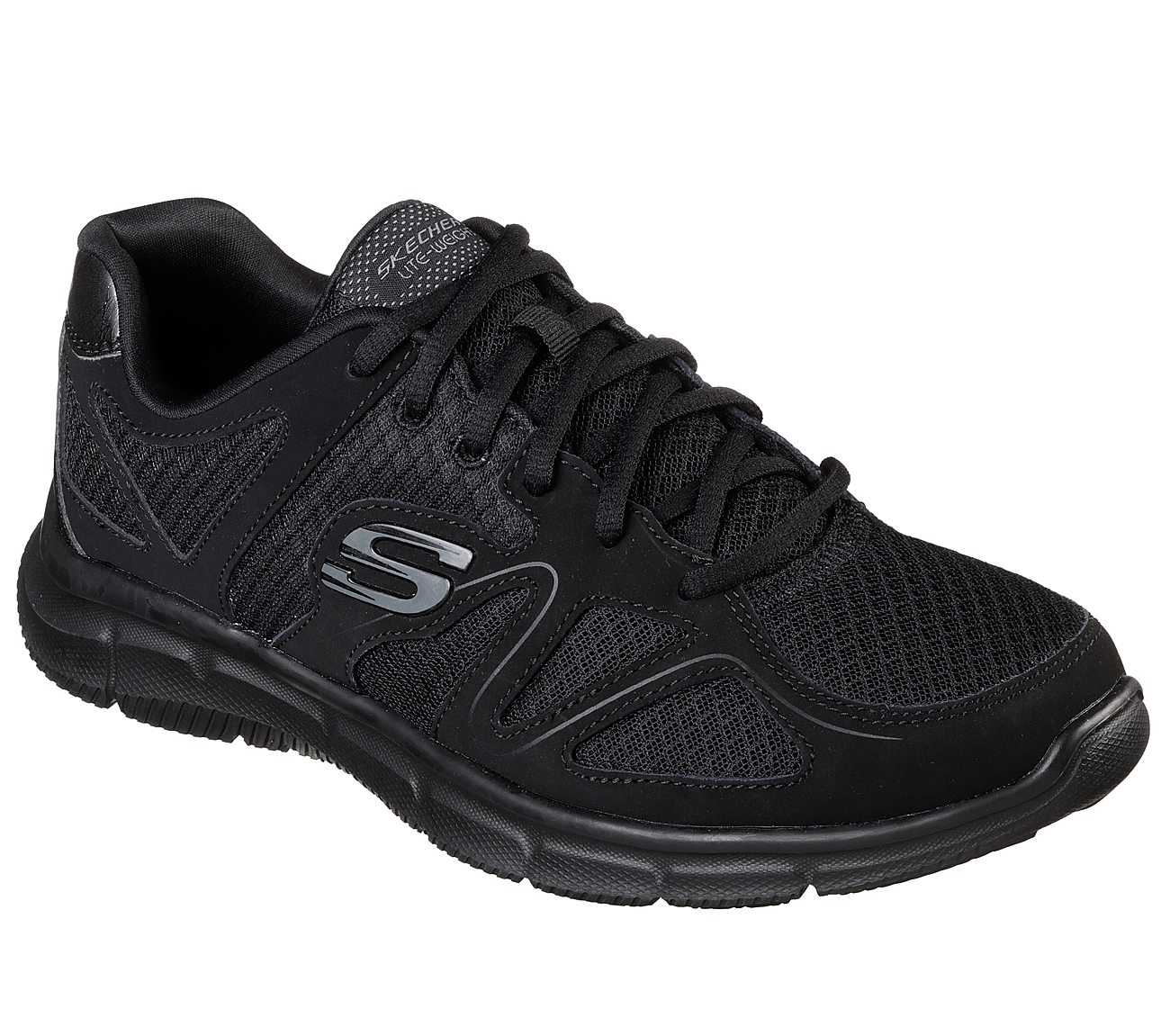 7736a8d0ec21 Buy SKECHERS Satisfaction - Flash Point Sport Shoes only  55.00