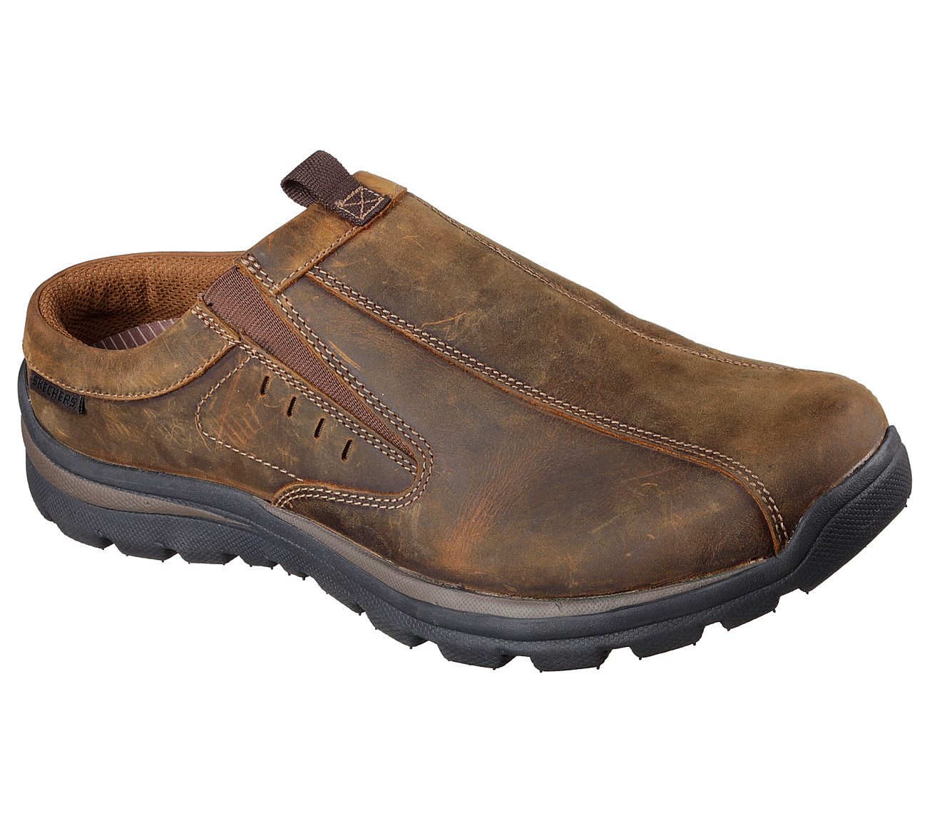 skechers mens mules