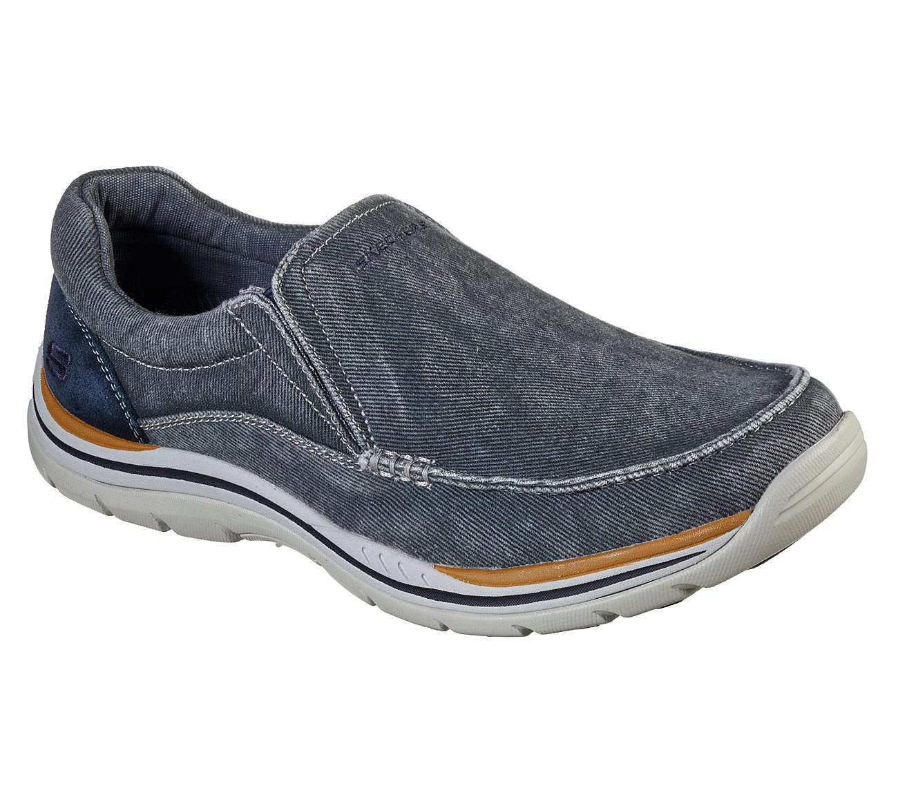7747e6fa Buy SKECHERS Relaxed Fit: Expected - Avillo SKECHERS Modern Comfort ...