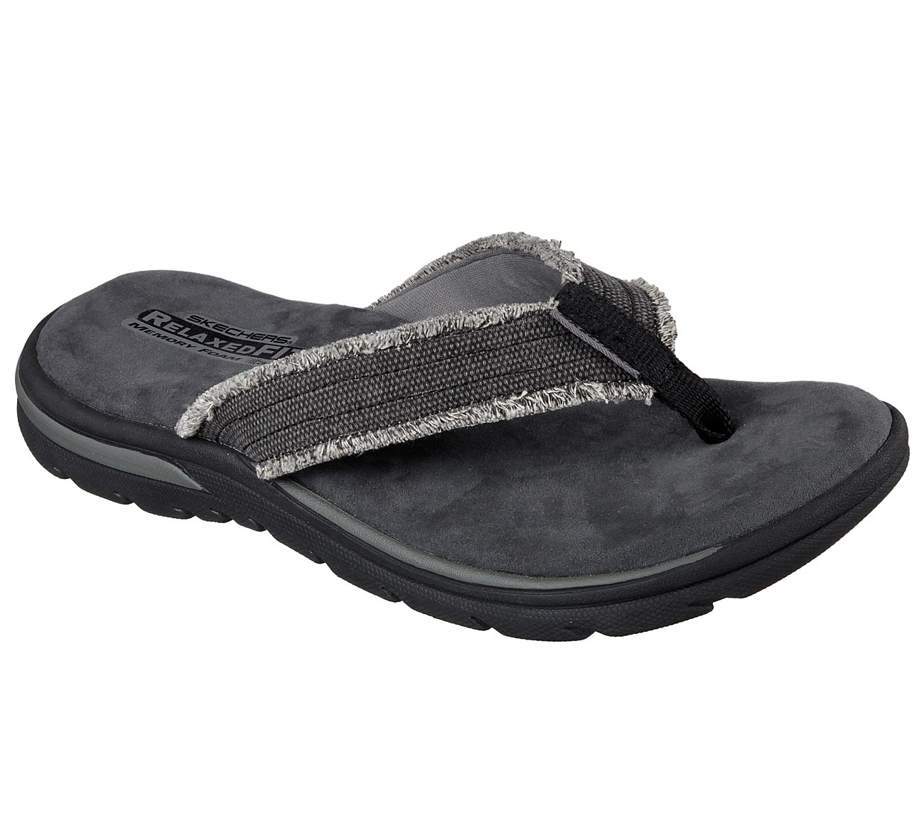Women's Skechers relaxed fit memory foam. Size 9 navy comfort cushion work