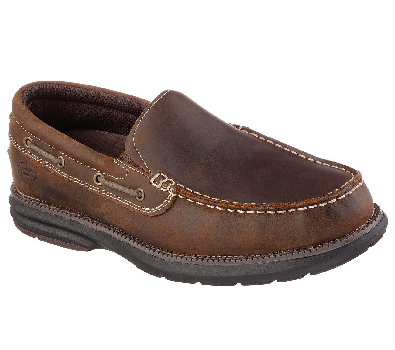 d44266cabd Buy SKECHERS Relaxed Fit: Volte - Pelix Boat Shoes Shoes only $55.00