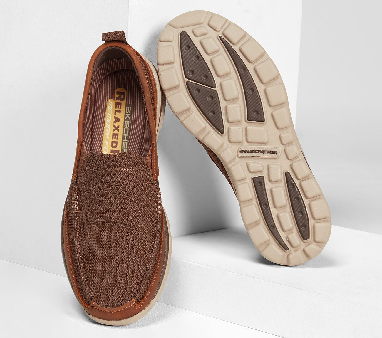 cba0683e Buy SKECHERS Relaxed Fit: Superior - Milford Modern Comfort Shoes ...
