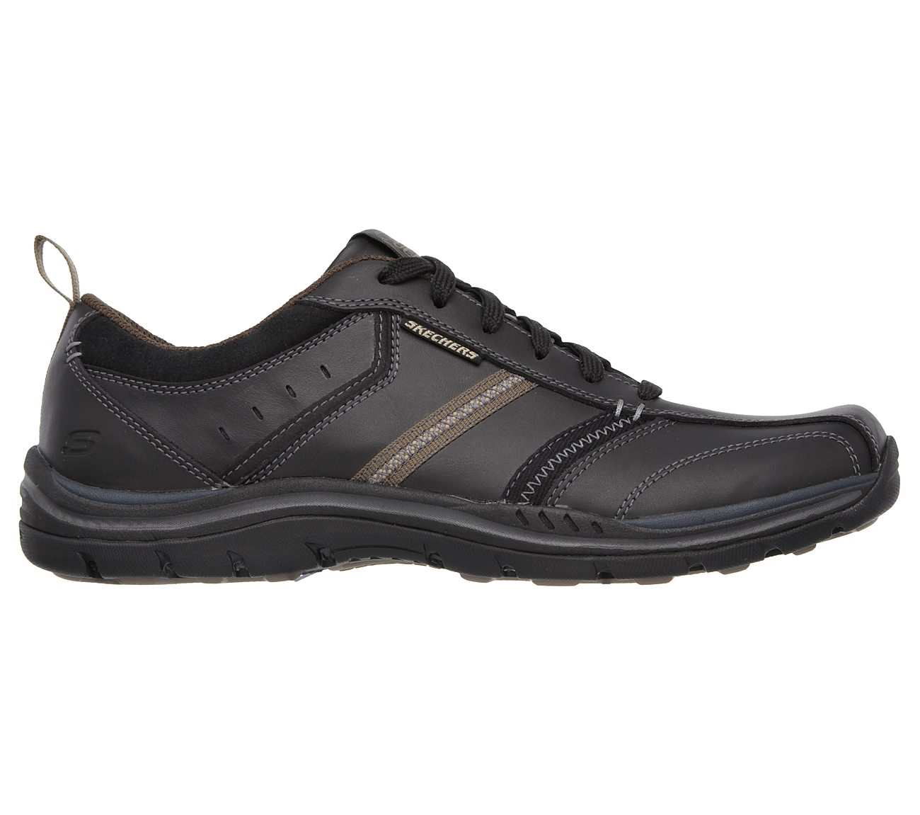 Buy SKECHERS Relaxed Fit Expected  Devention SKECHERS Modern Comfort Shoes  only 5700