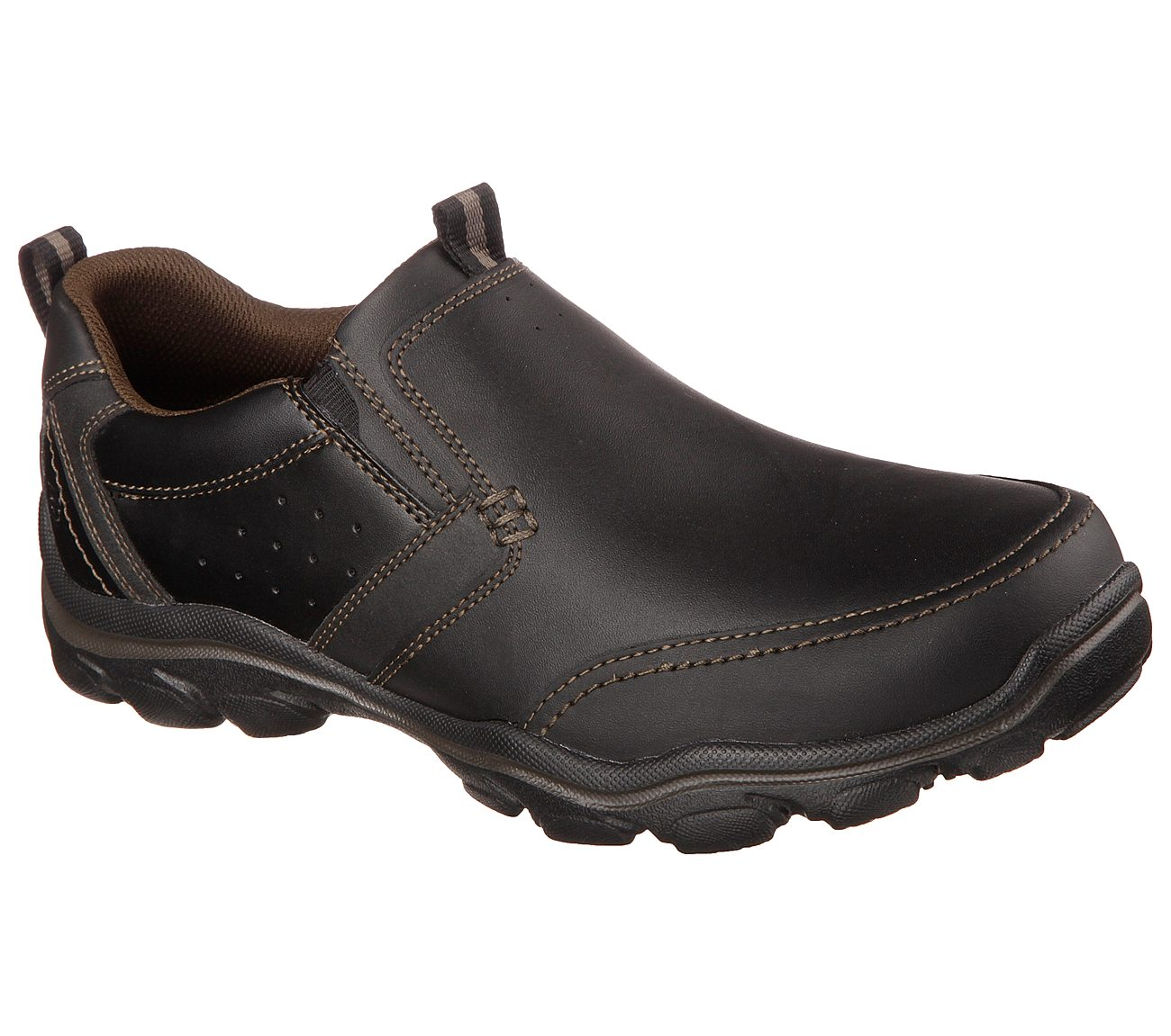 Skechers Relaxed Fit Montz ... Devent Men's Slip-On Shoes outlet from china release dates online discount with paypal outlet 2014 new JF4qeH1bWB