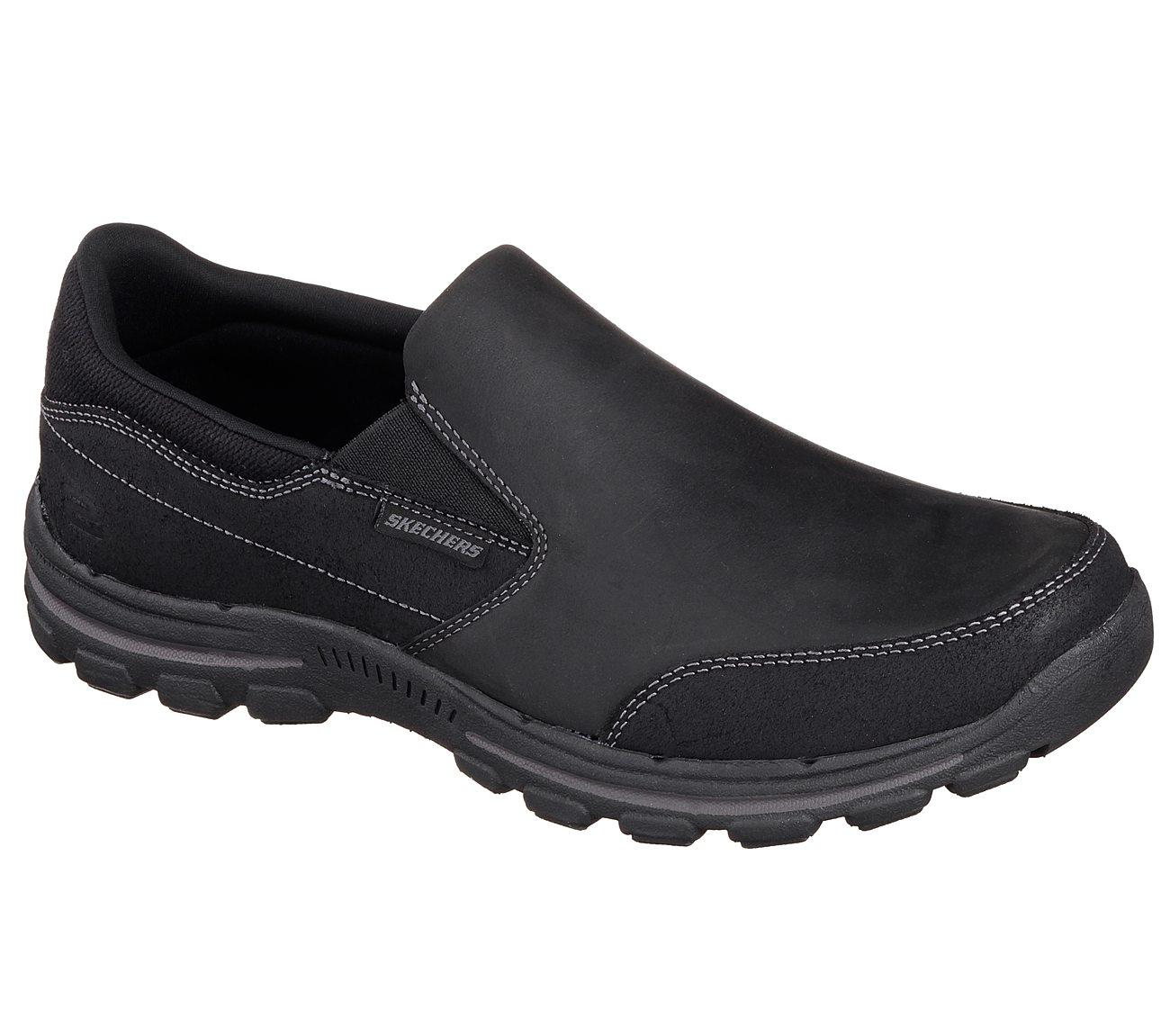 Skechers Relaxed Fit Braver Men S Slip On Shoes