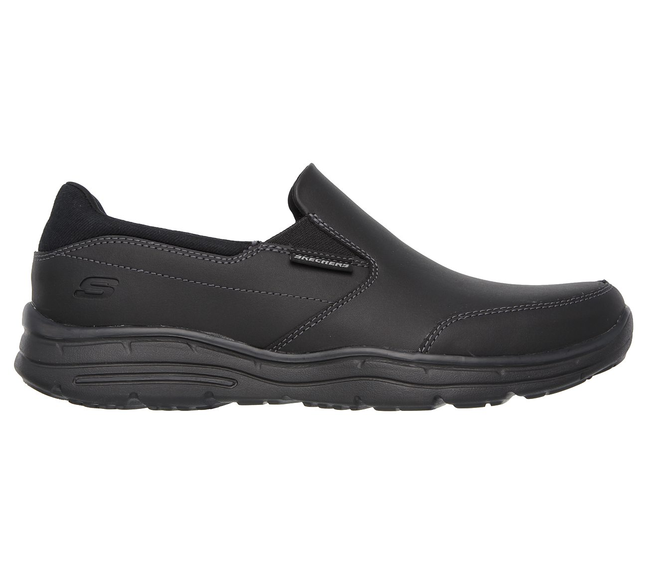 92e9cfcf5b1 Buy SKECHERS Relaxed Fit  Glides - Calculous SKECHERS Relaxed Fit ...