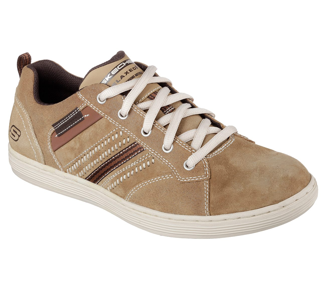 Skechers Shoes  Skechers 64633 Evole Mens Casual Shoes Tan
