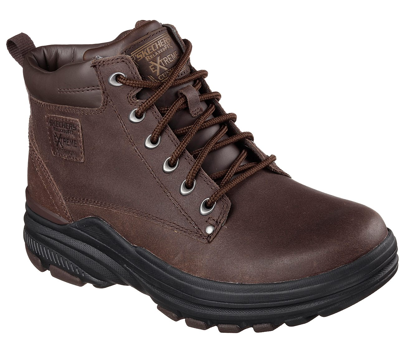 a393d08d038a3 Buy SKECHERS Relaxed Fit: Holdren - Norman Ankle Boots Shoes only $95.00