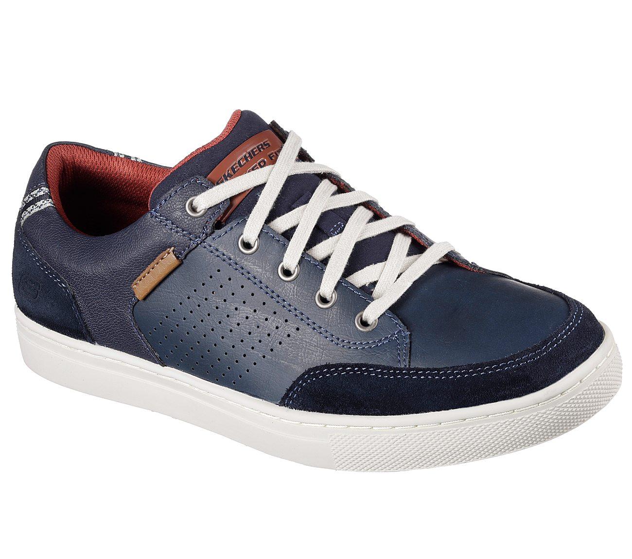 98bd5609 Buy SKECHERS Relaxed Fit: Elvino - Lemen SKECHERS Relaxed Fit Shoes ...