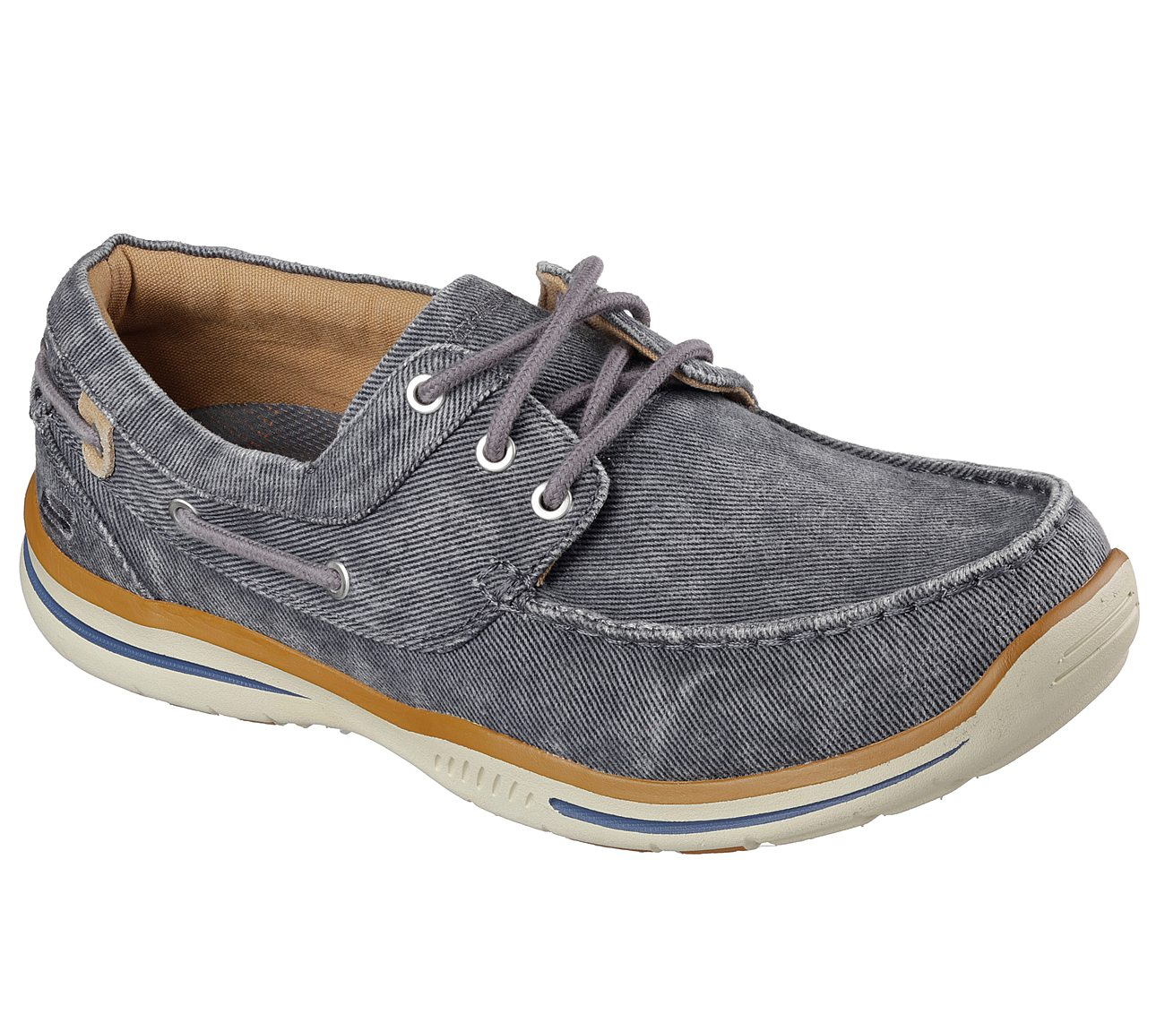 Mens Skechers Relaxed Fit Elected