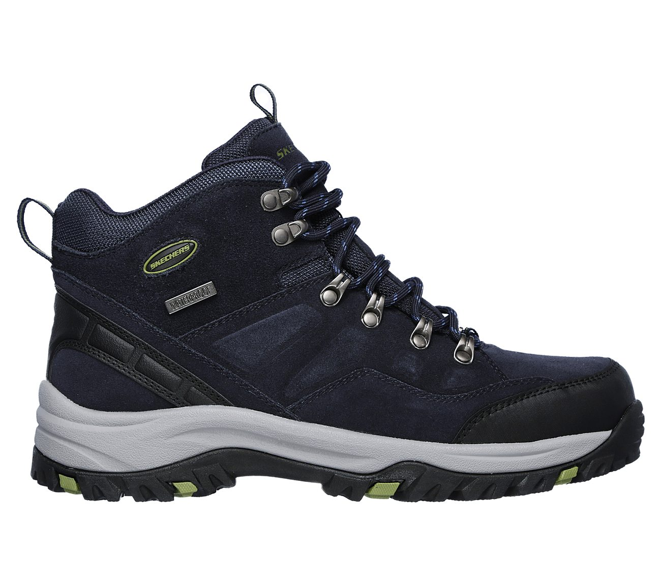 Skechers Relment Pelmo 64869 NVY Navy boots