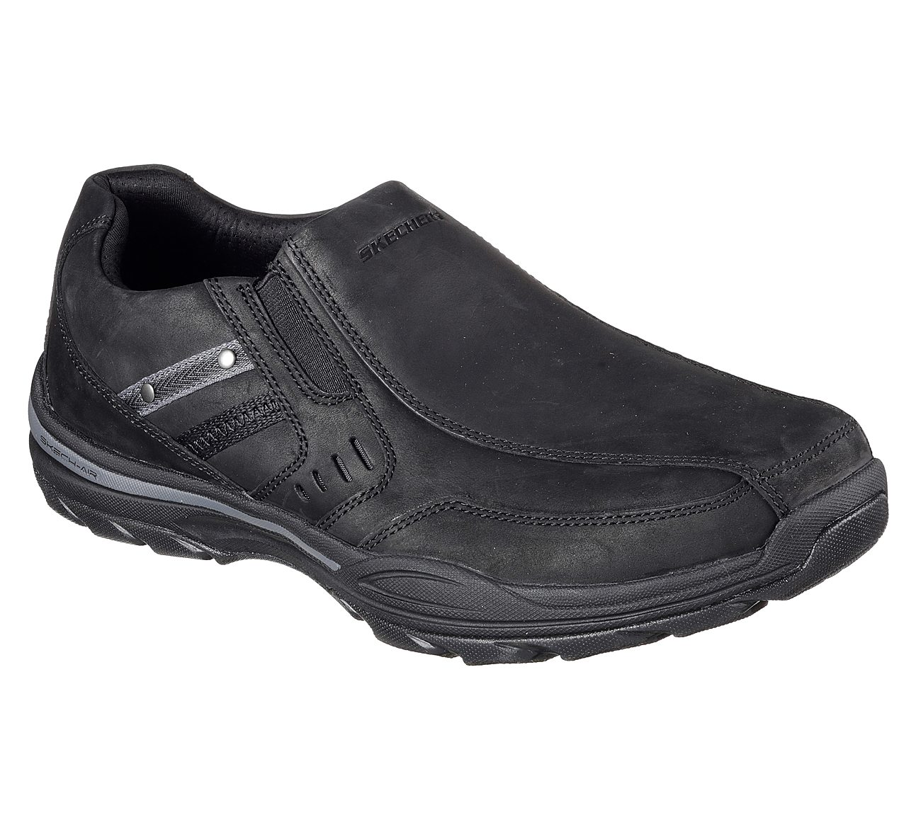 cheap sale clearance Skechers Skech-Air Elment ... Brencen Men's Slip-On Shoes shop offer online OMPzSFwr