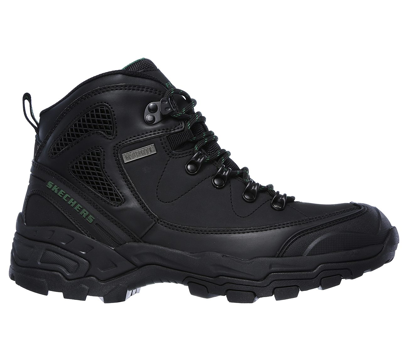 skechers boots mens