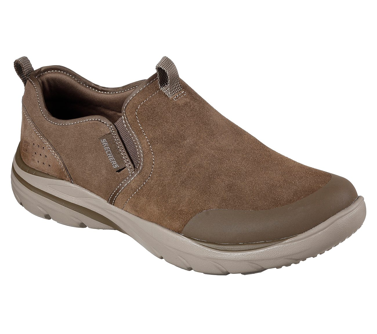 65236 Men's Corven - Venson Relaxed Fit Shoe Tan - 8.5