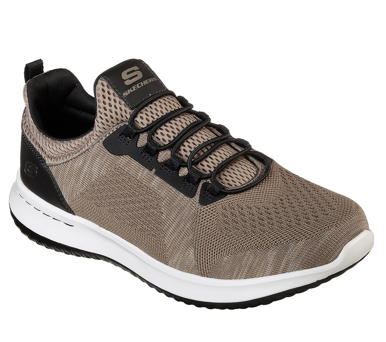 9c2e7f3cd42 Buy SKECHERS Delson - Brewton USA Casuals Shoes only $75.00