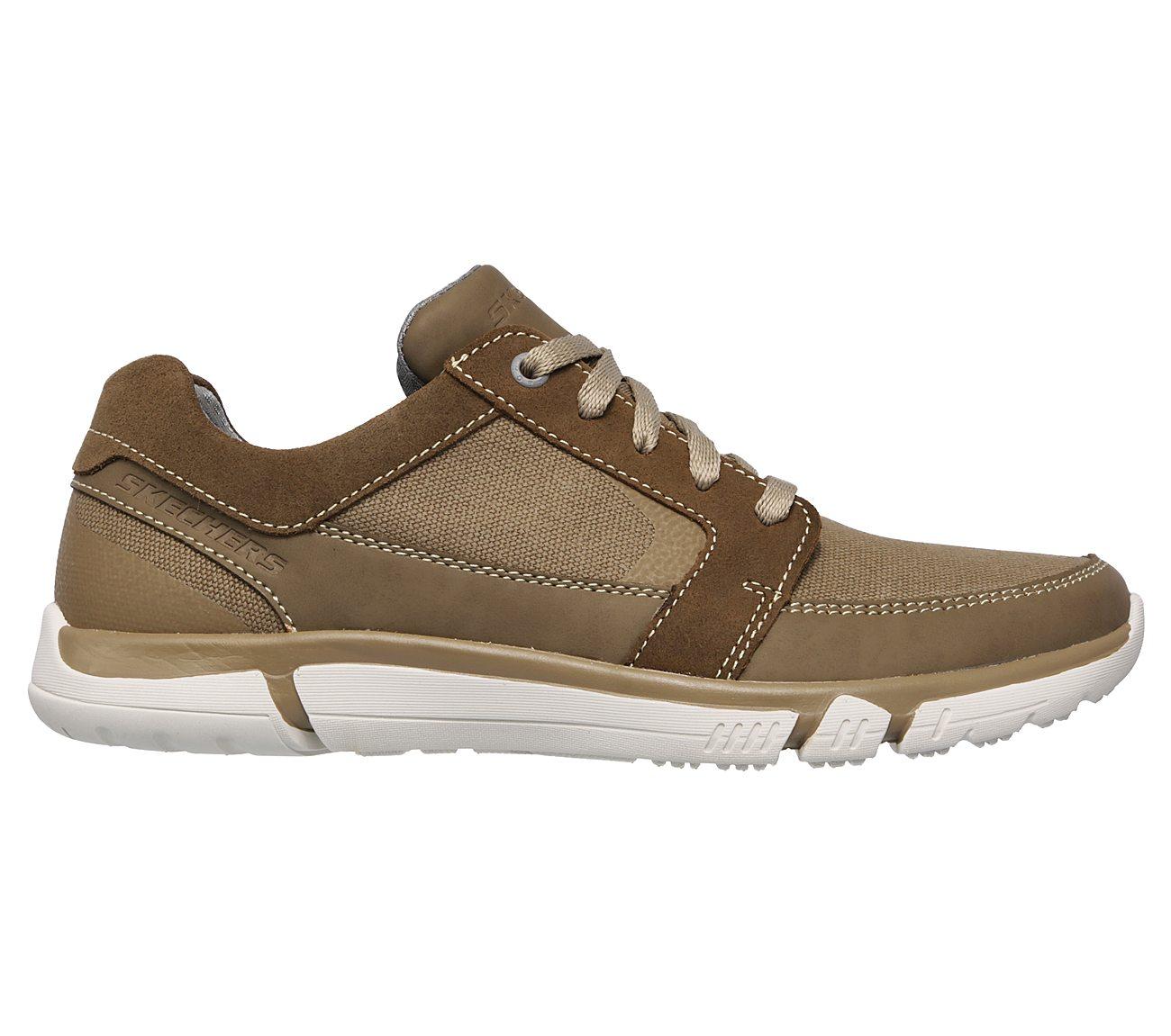 Khaki 'Edmen Ristone' lace up shoes low cost online clearance 2014 unisex outlet new styles gXo8m7