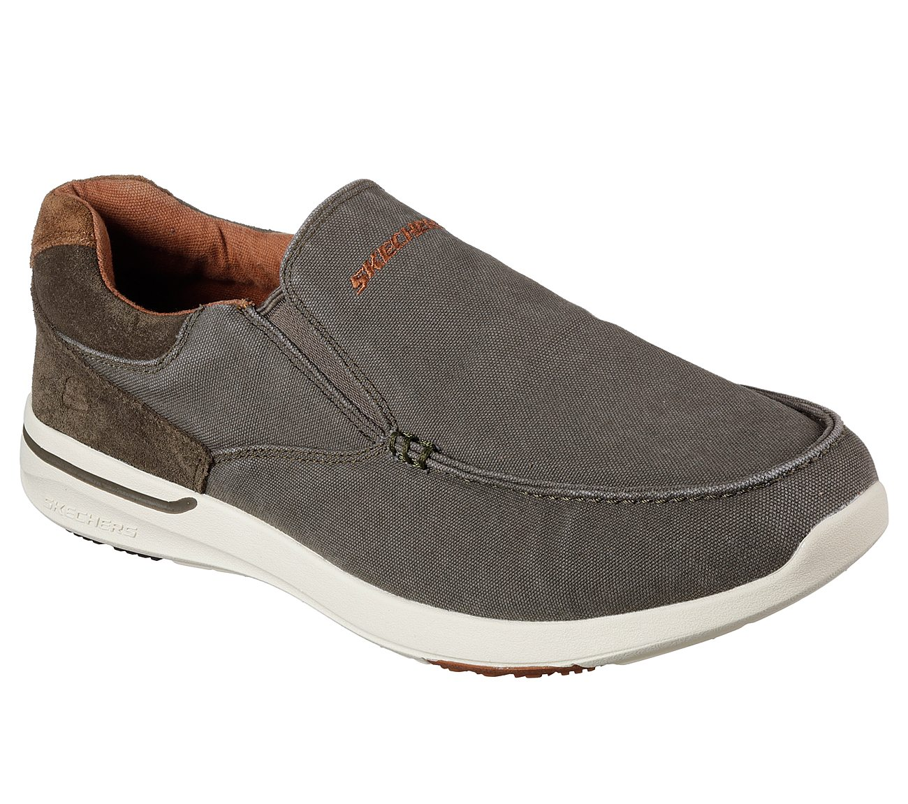 Relaxed Fit®: Elent - Olution SKECHERS 5pHJq7Ey
