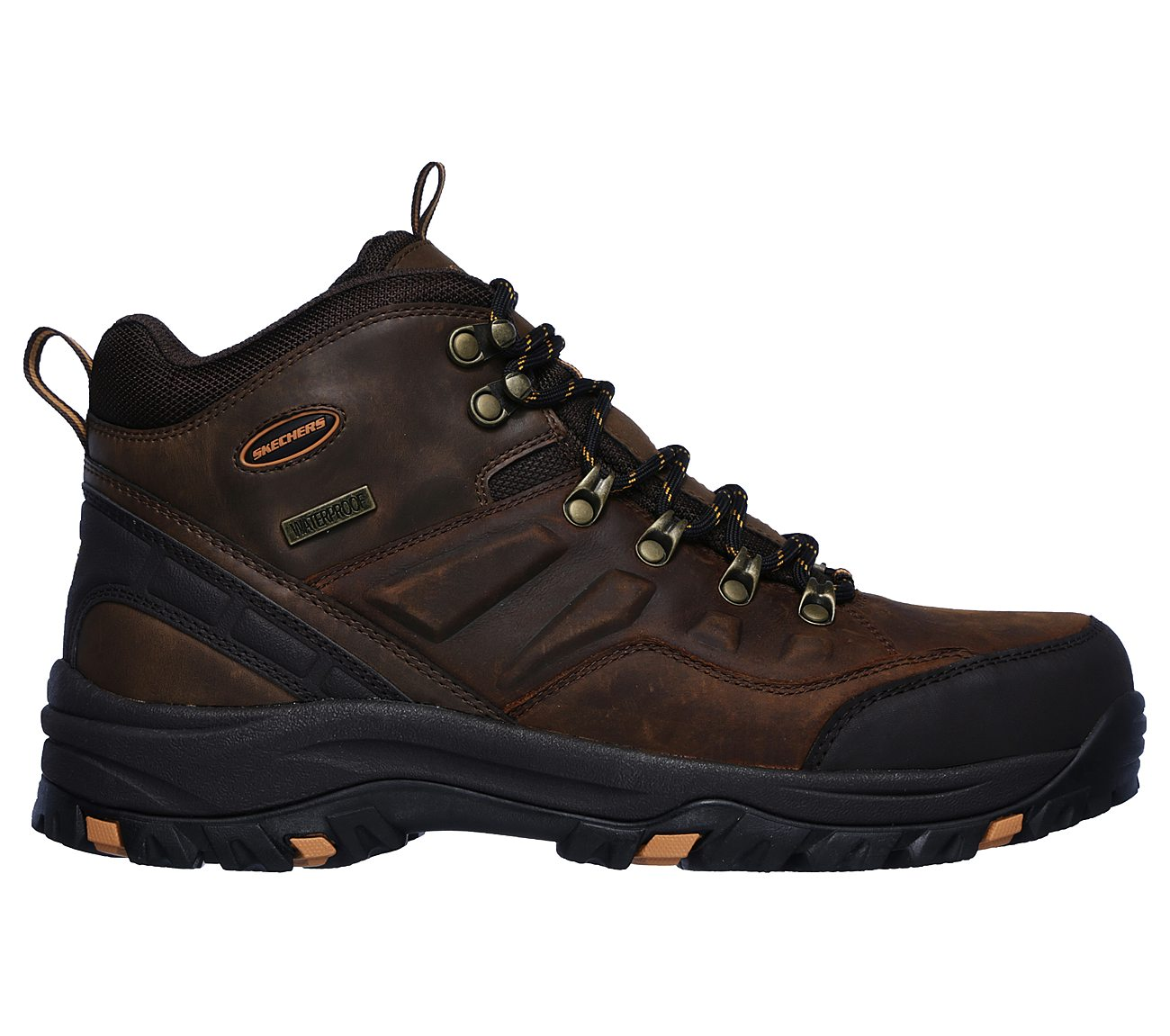 0afe4440dc829 Buy SKECHERS Relaxed Fit: Relment - Traven USA Casuals Shoes only $90.00