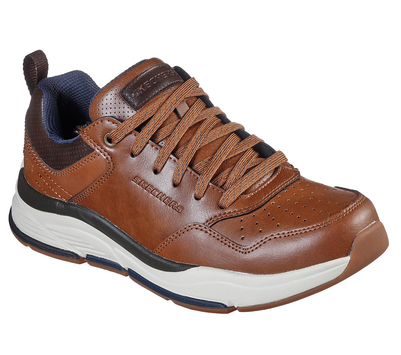 Buy SKECHERS Relaxed Fit: Benago Treno Relaxed Fit Shoes yhH8E