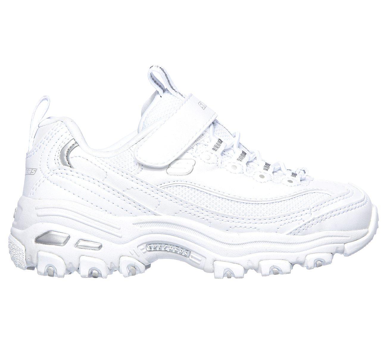 Buy SKECHERS D'Lites In The Clear D'Lites Shoes 7KZ01