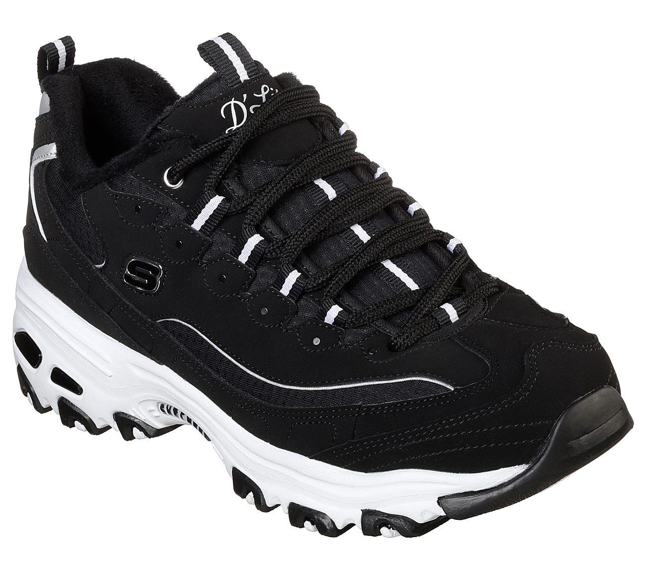 admiración Industrializar bloquear  Buy SKECHERS D'Lites - Freeze Talk Skechers D'Lites Shoes