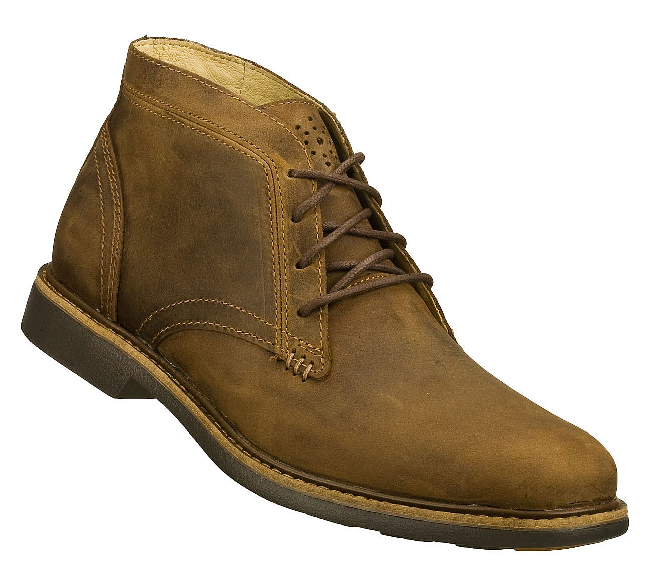 skechers men's on the go chukka boot