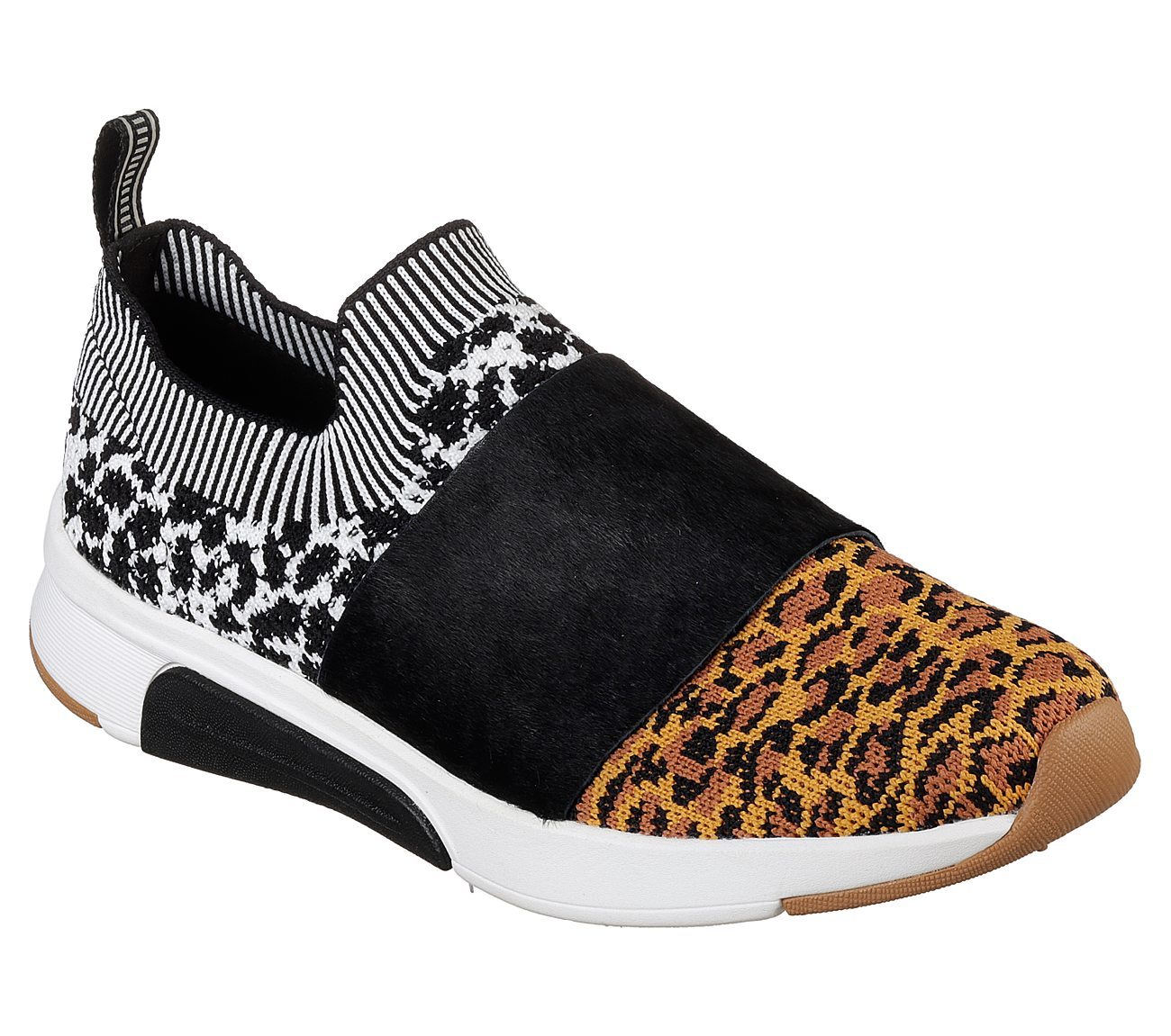 5b6fb07f7558 Buy SKECHERS Modern Jogger - Abbe Slip-On Sneakers Shoes only £80.00