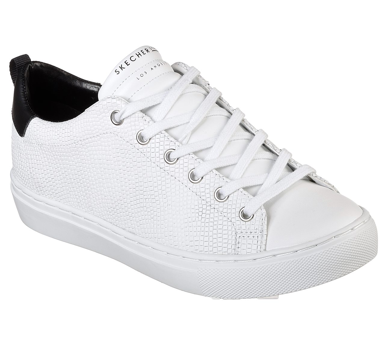 8d6db536 Buy SKECHERS Side Street - Tegu Lace-Up Sneakers Shoes only $35.00