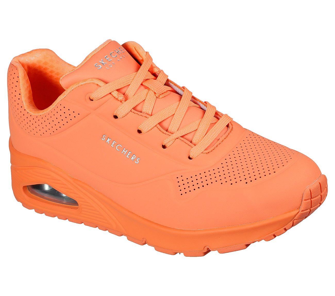 skechers orange