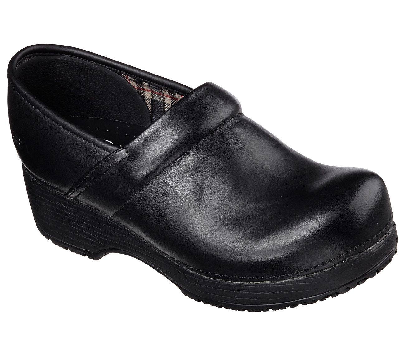 Womens Black Nursing Shoes