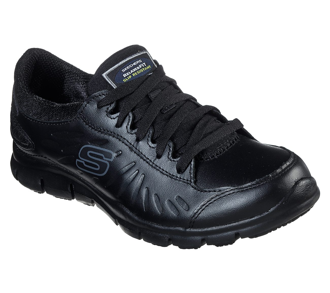 90e34fb3ba2 Buy SKECHERS Work  Relaxed Fit - Eldred SR Work Shoes only  75.00
