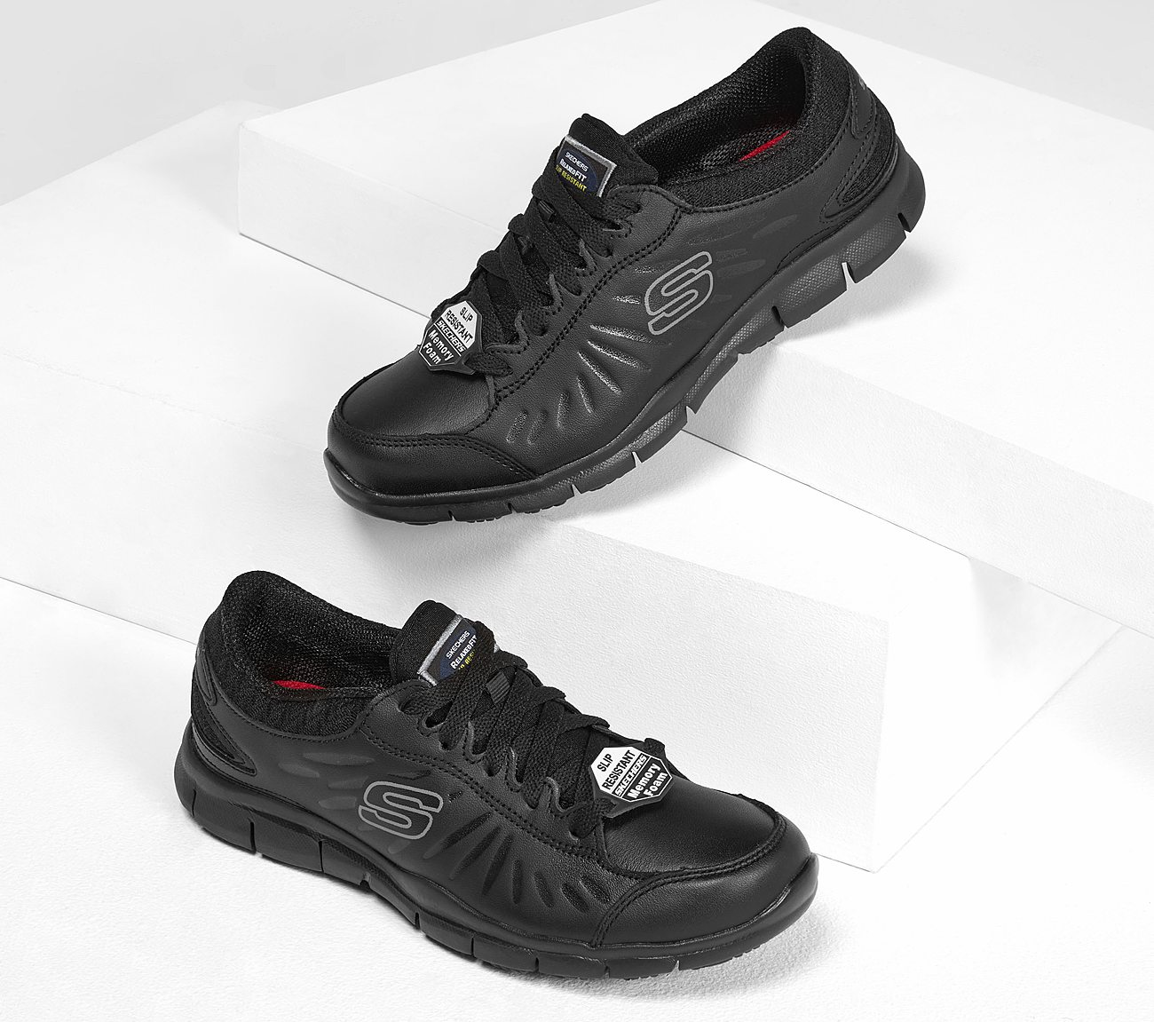 skechers non skid shoes