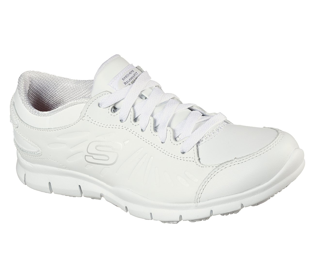 skechers slip resistant work shoes