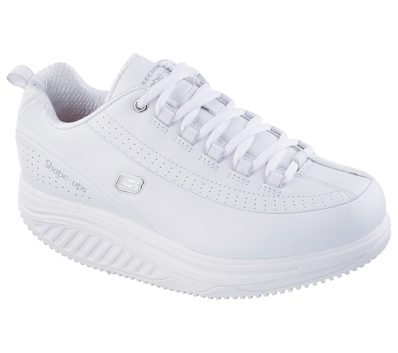 skechers shape up slip resistant shoes
