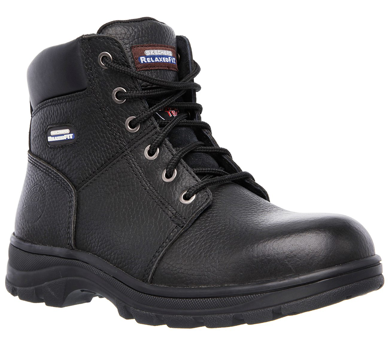 53cb80f00196c3 Buy SKECHERS Work: Relaxed Fit - Workshire ST Work Shoes only $90.00