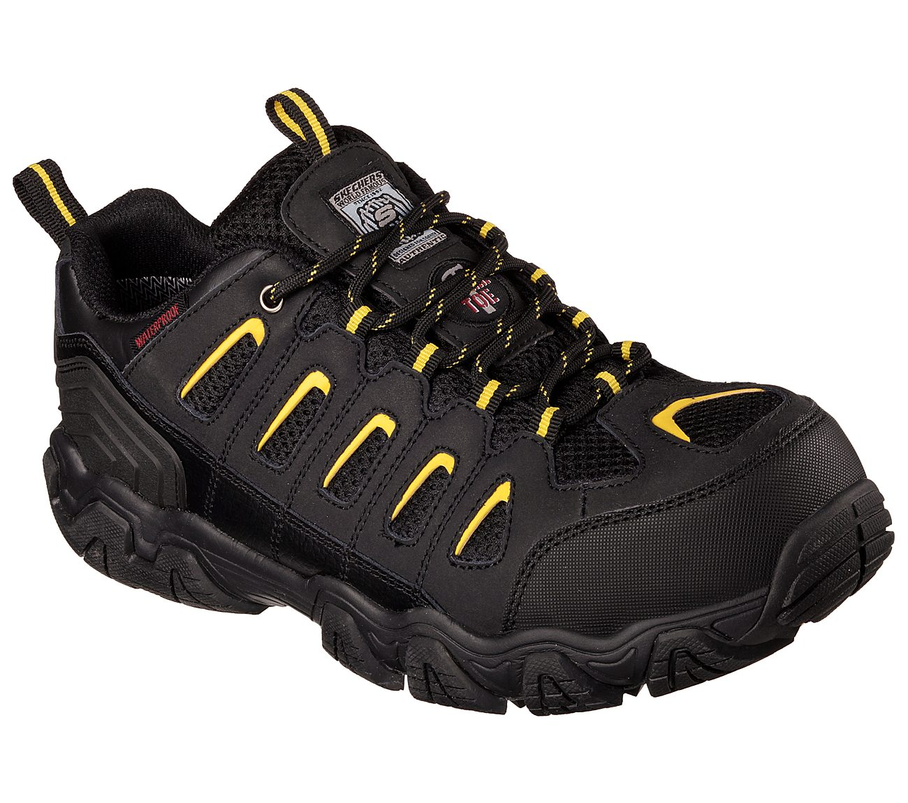 Skechers Extra Wide Work Shoes