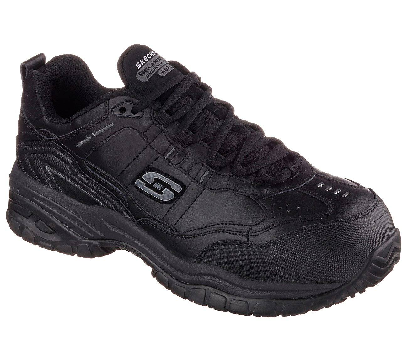 Work Relaxed Fit: Soft Stride - Chatham Comp Toe. $91.00. 4.1. (54  reviews). Read 54 Reviews. Hover to zoom. BLACK