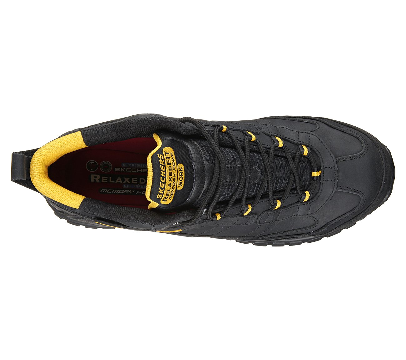 Designs Skechers Relaxed Fit Soft Stride Gilbe Comp Toe