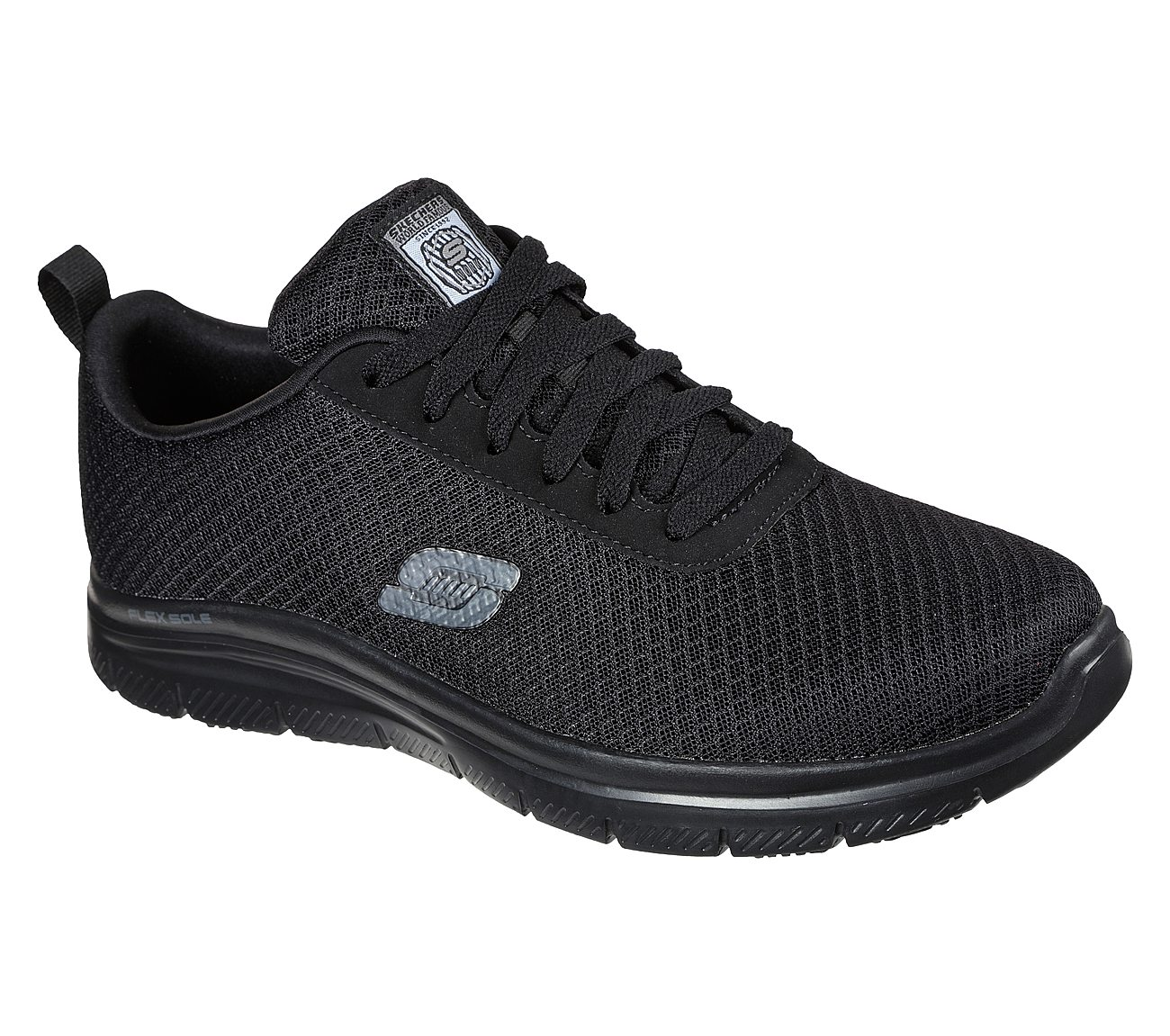 3eb9b25b6a2 Buy SKECHERS Work Relaxed Fit  Flex Advantage - Bendon SR Work Shoes ...