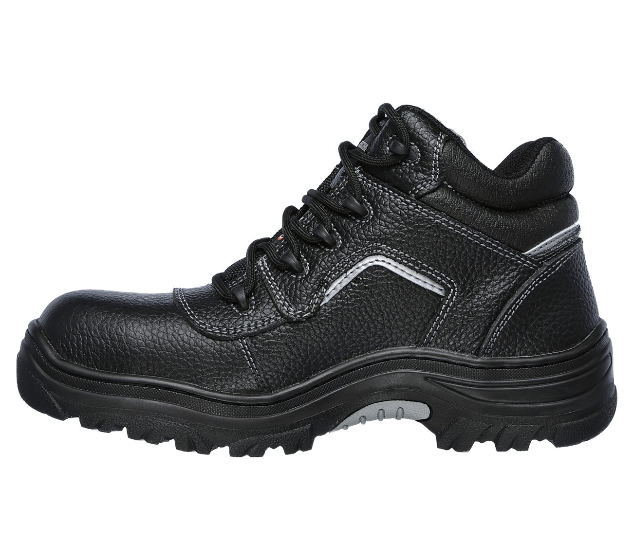 Skechers for Work Mens Burgin Comp Toe Work Boot 77067